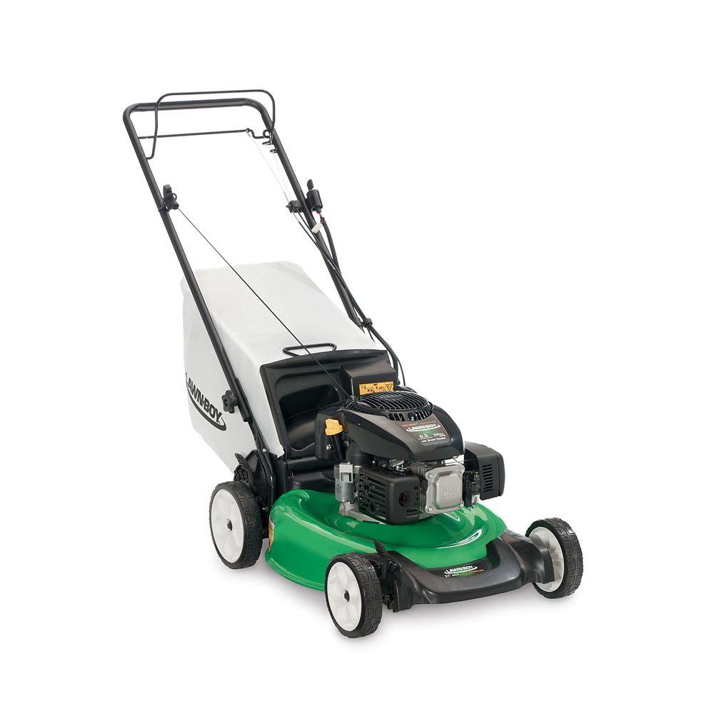 Lawn Boy 21 Inch Electric Start Self Propelled Gas Lawn