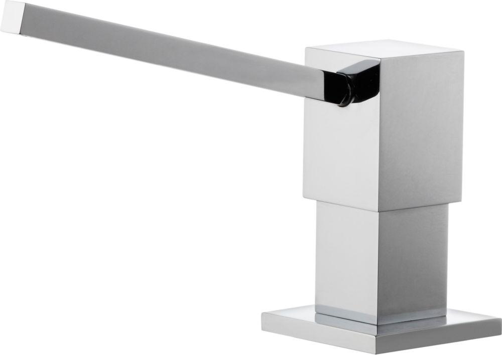 Soap Or Sanitizer Dispenser, Stainless Steel