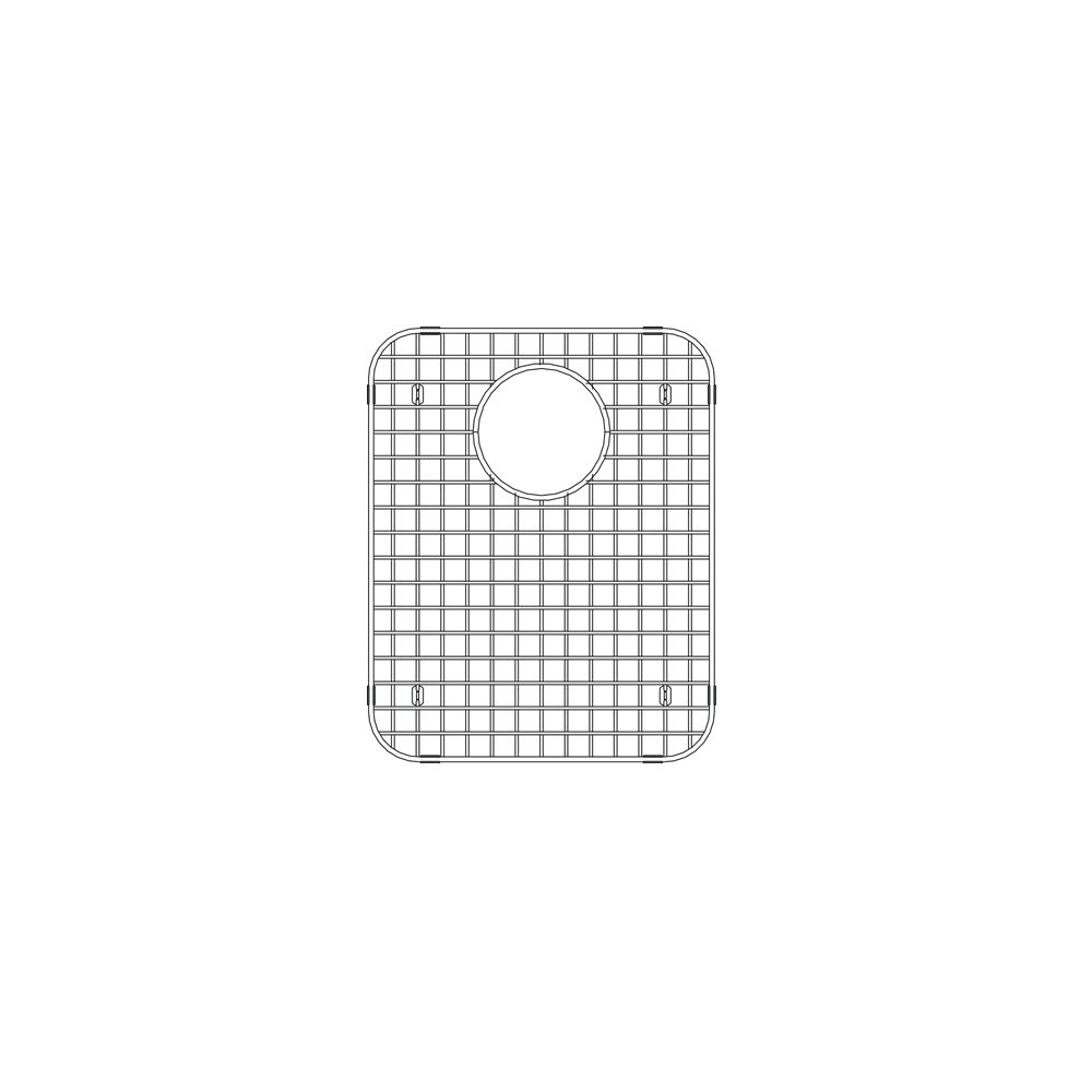 Stainless Steel Protective Sink Grid SOP1260 in Canada