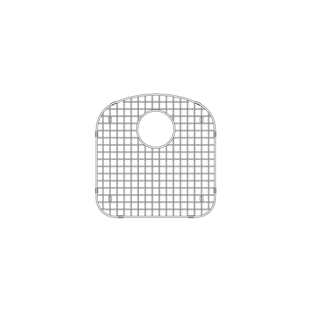 Blanco Precision 21 Sink Grid, Stainless Steel
