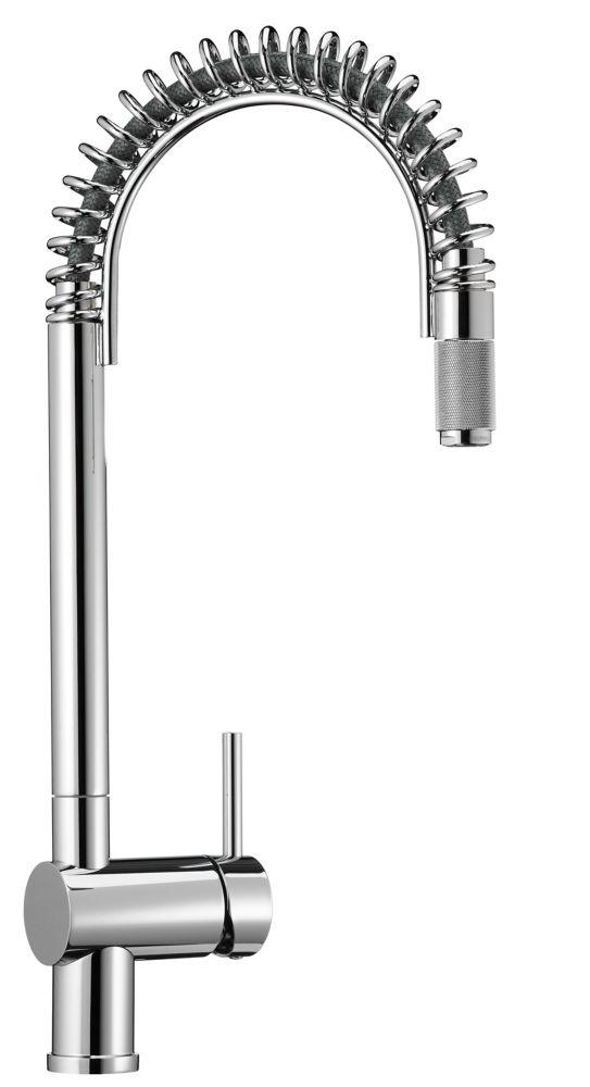 Semi-Pro Faucet, Chrome