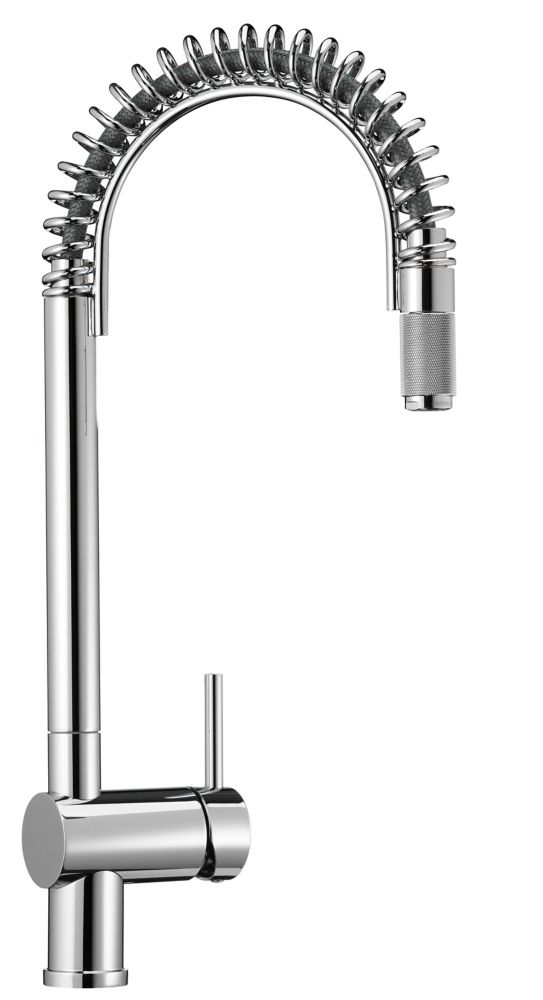 Semi-Pro Faucet, Stainless