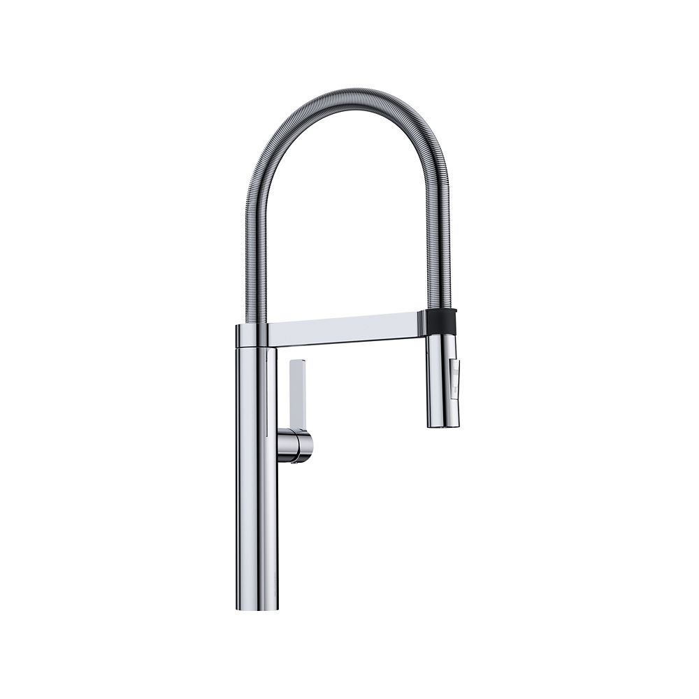 Pull-Out, Dual Spray Semi-Pro Faucet, Chrome