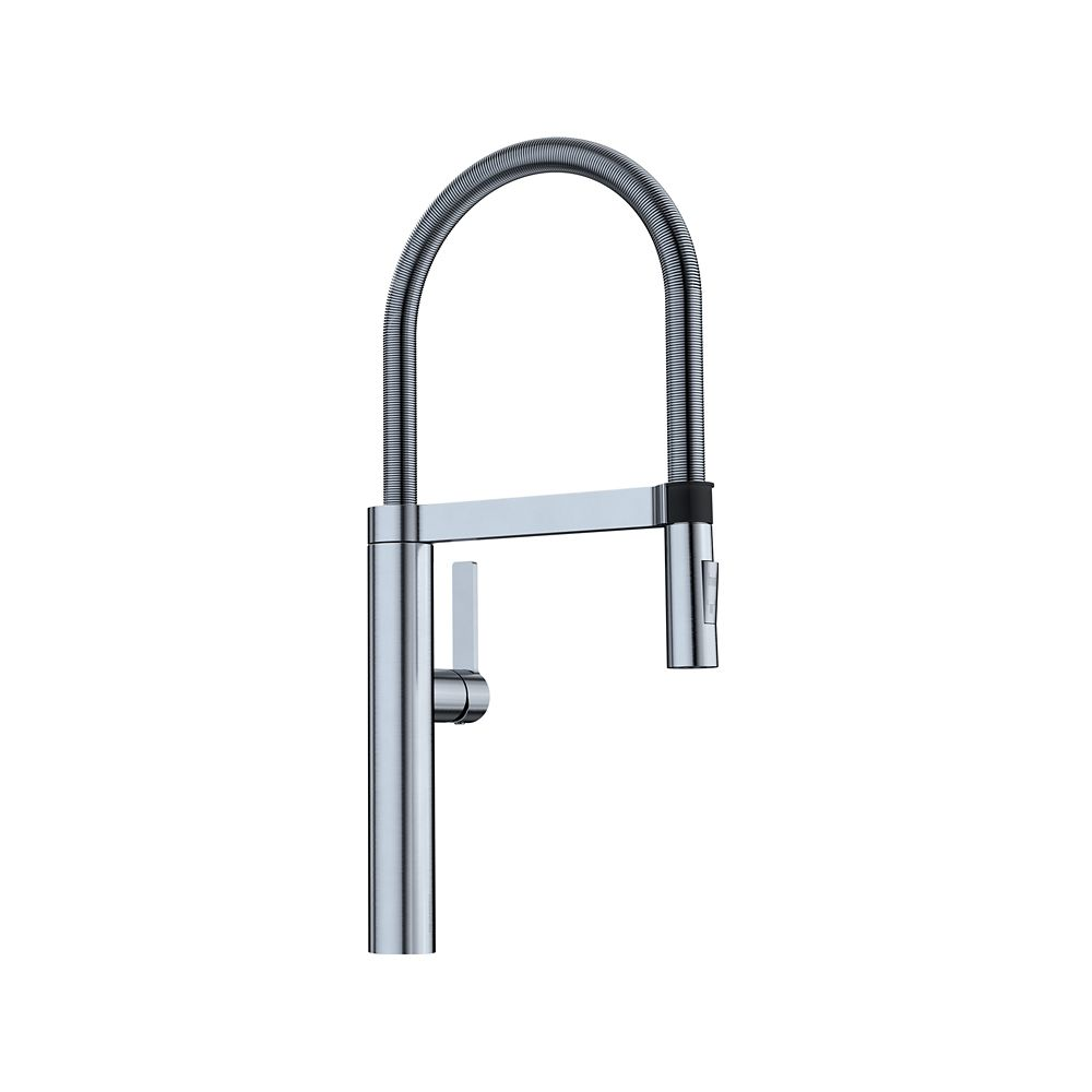 Pull-Out, Dual Spray Semi-Pro Faucet, Stainless