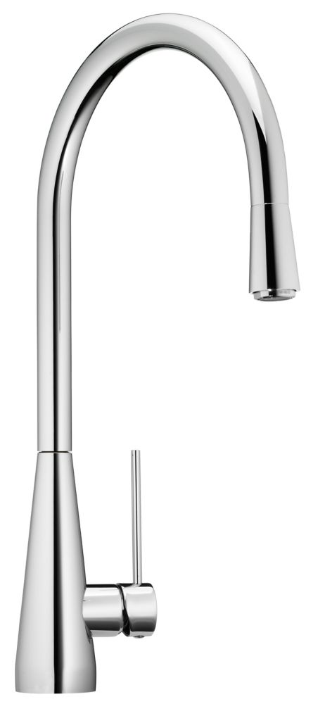 Professional Single-Lever Faucet, Stainless