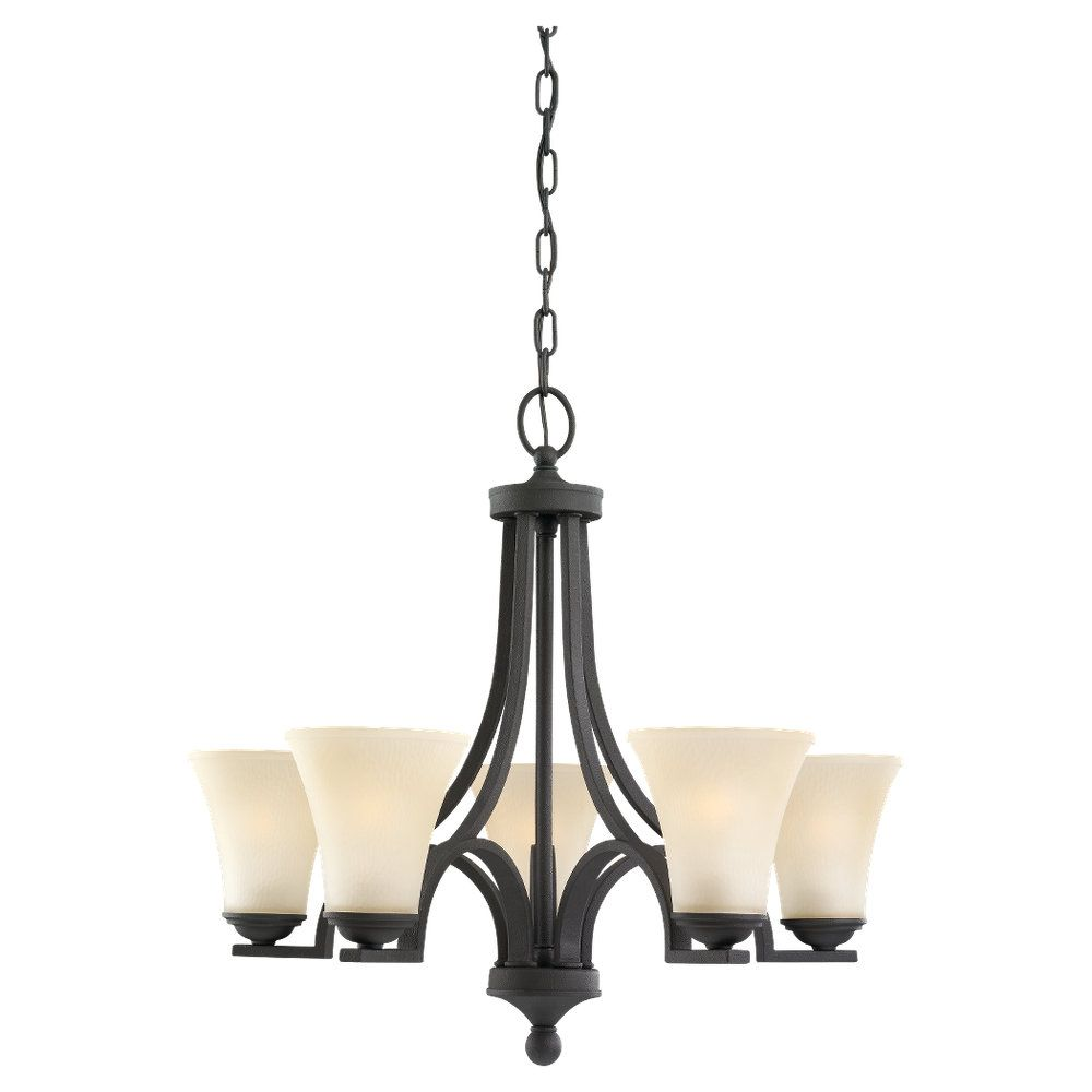 5-Light Blacksmith Chandelier