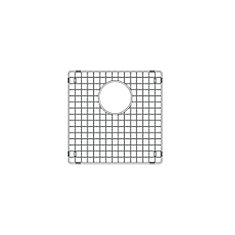 Diamond Sink Grid, Stainless Steel