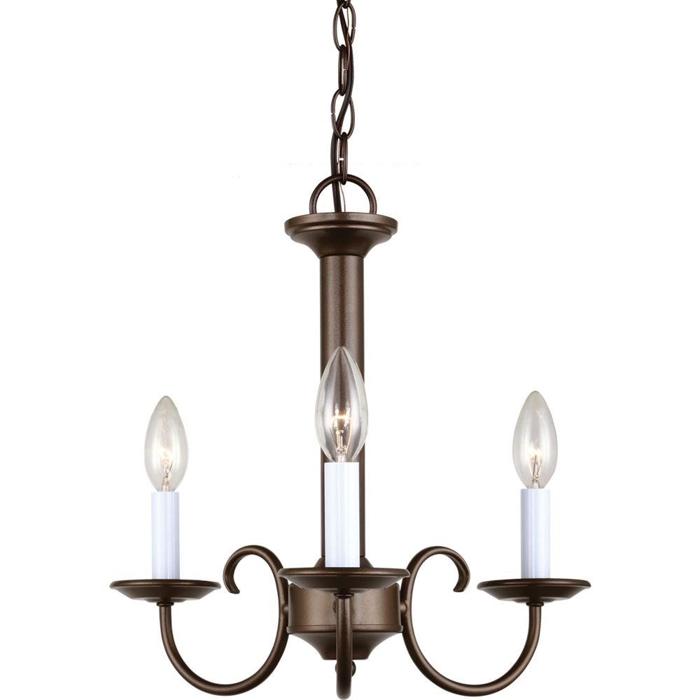 Illumine satin 20 light bronze halogen chandelier with clear glass 3 light bell metal bronze incandescent chandelier arubaitofo Image collections