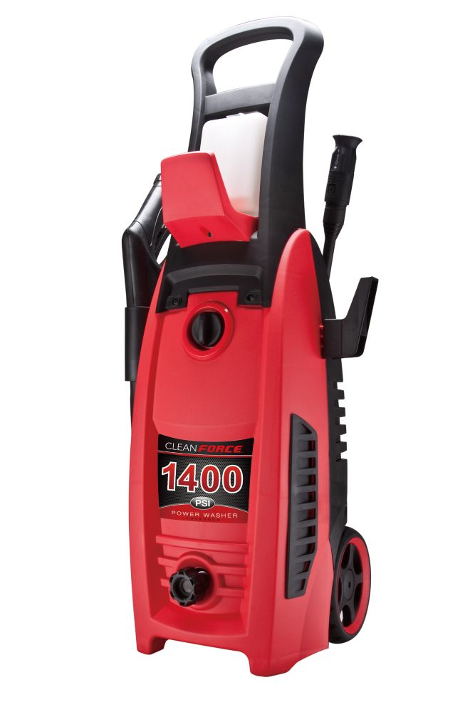 Electric Power Washer - 1400 PSI