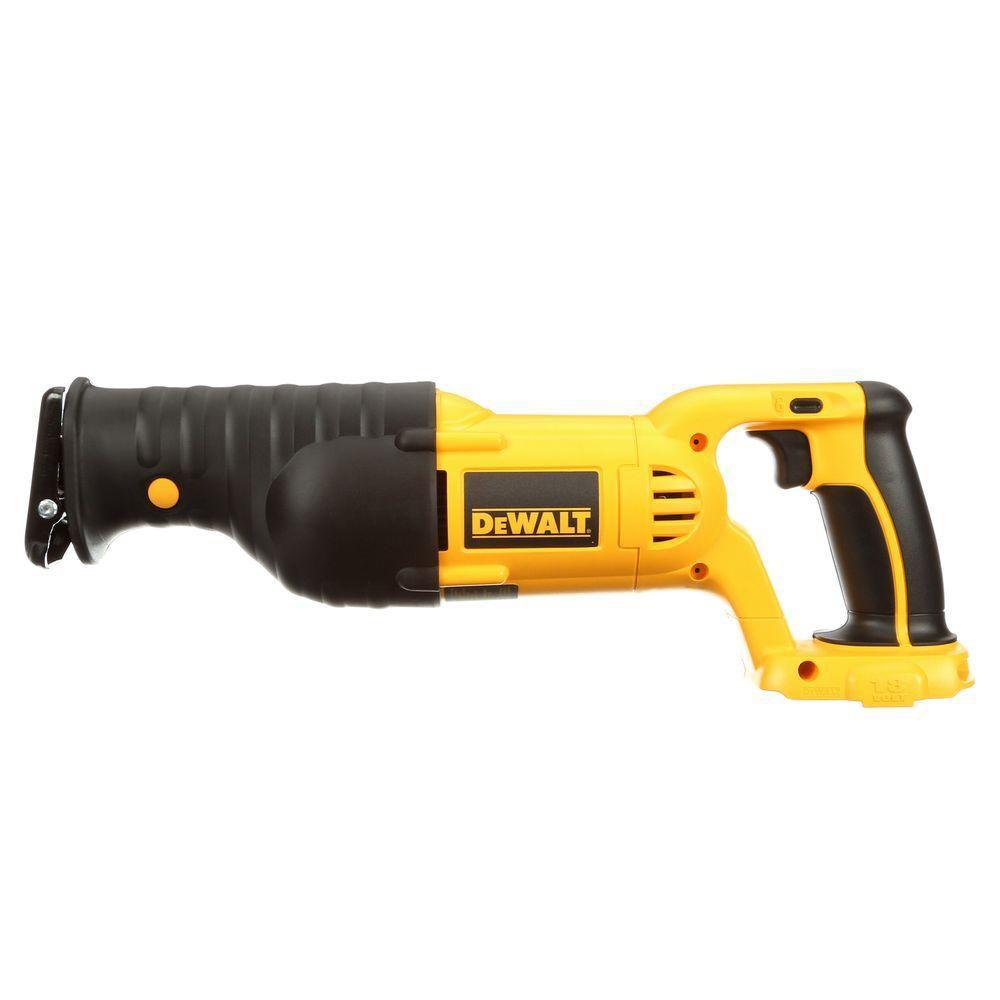 DEWALT 18V Cordless Reciprocating Saw