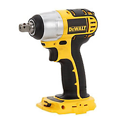 DEWALT 18V NiCd Cordless 1/2-inch (13 mm) Impact Wrench (Tool-Only)