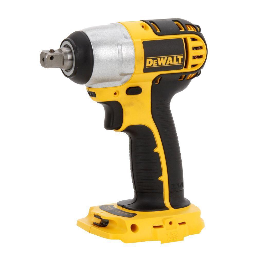 DEWALT 18v 1/2in Impact Wrench
