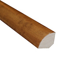 Sandstone,Natural and Cobblestone Cork- .75 in Wide x 78-inch Length Quarter Round Molding