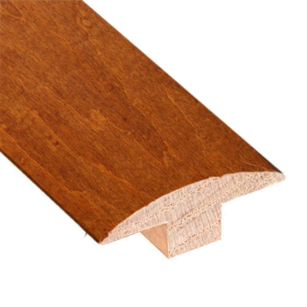 Carmine and Umber Cork- 2 Inch Wide x 78 Inch Length T-Molding