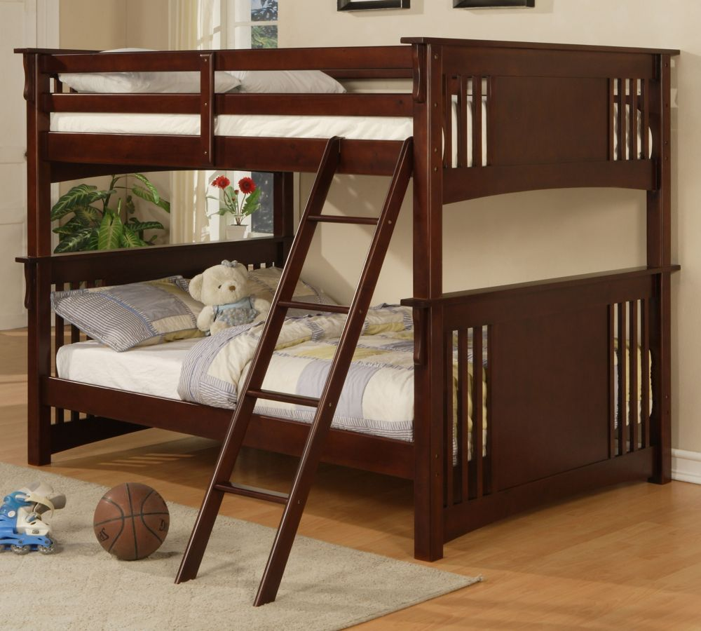 Stratford Double over Double Bunk