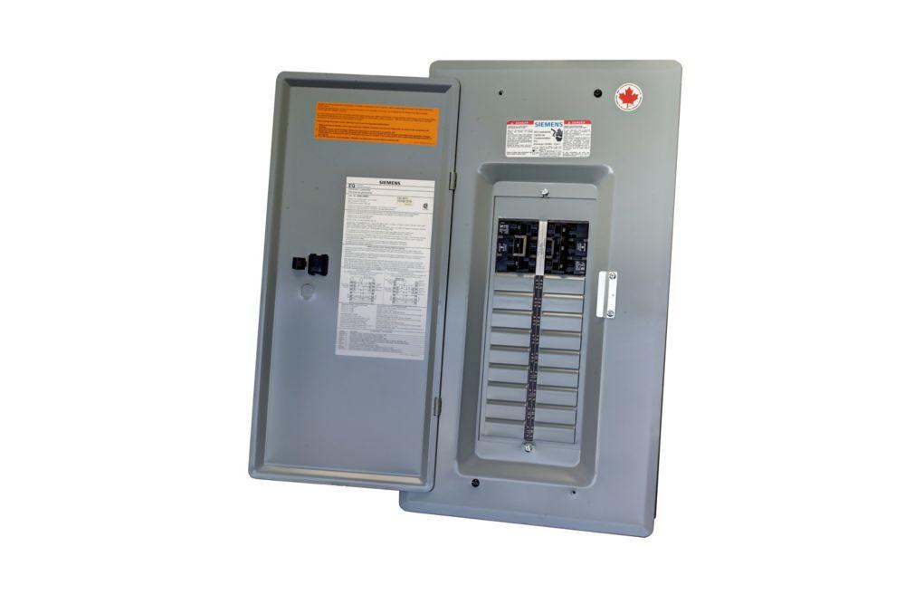 18/36 Circuit 60A 120/240V Siemens Generator Panel