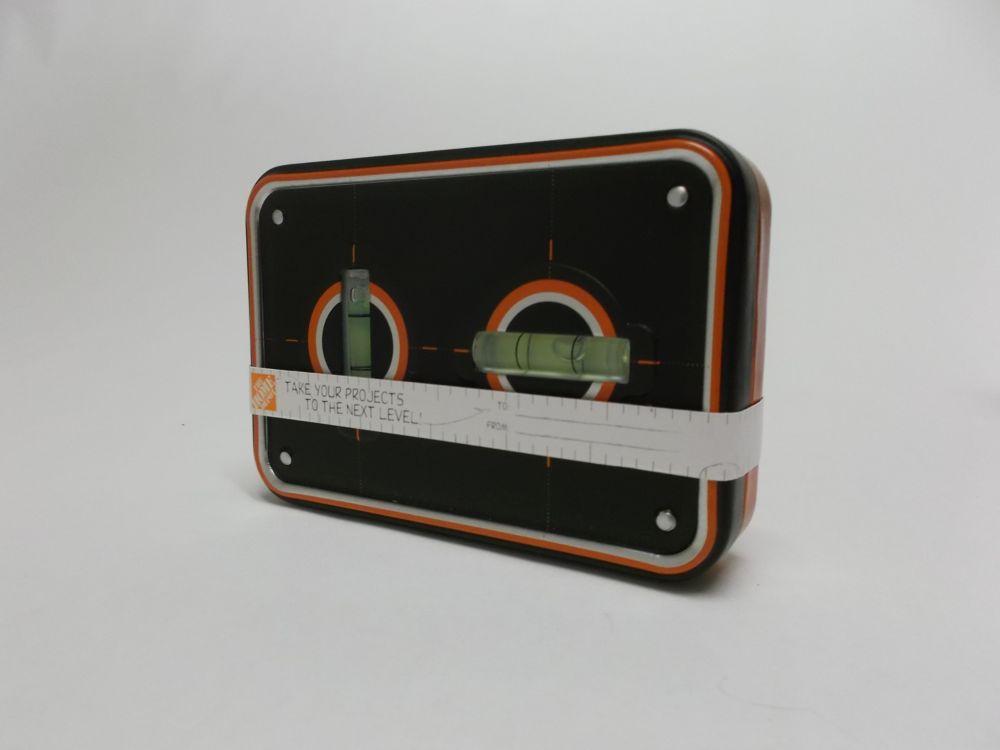 Gift Card Holder - Level Tin