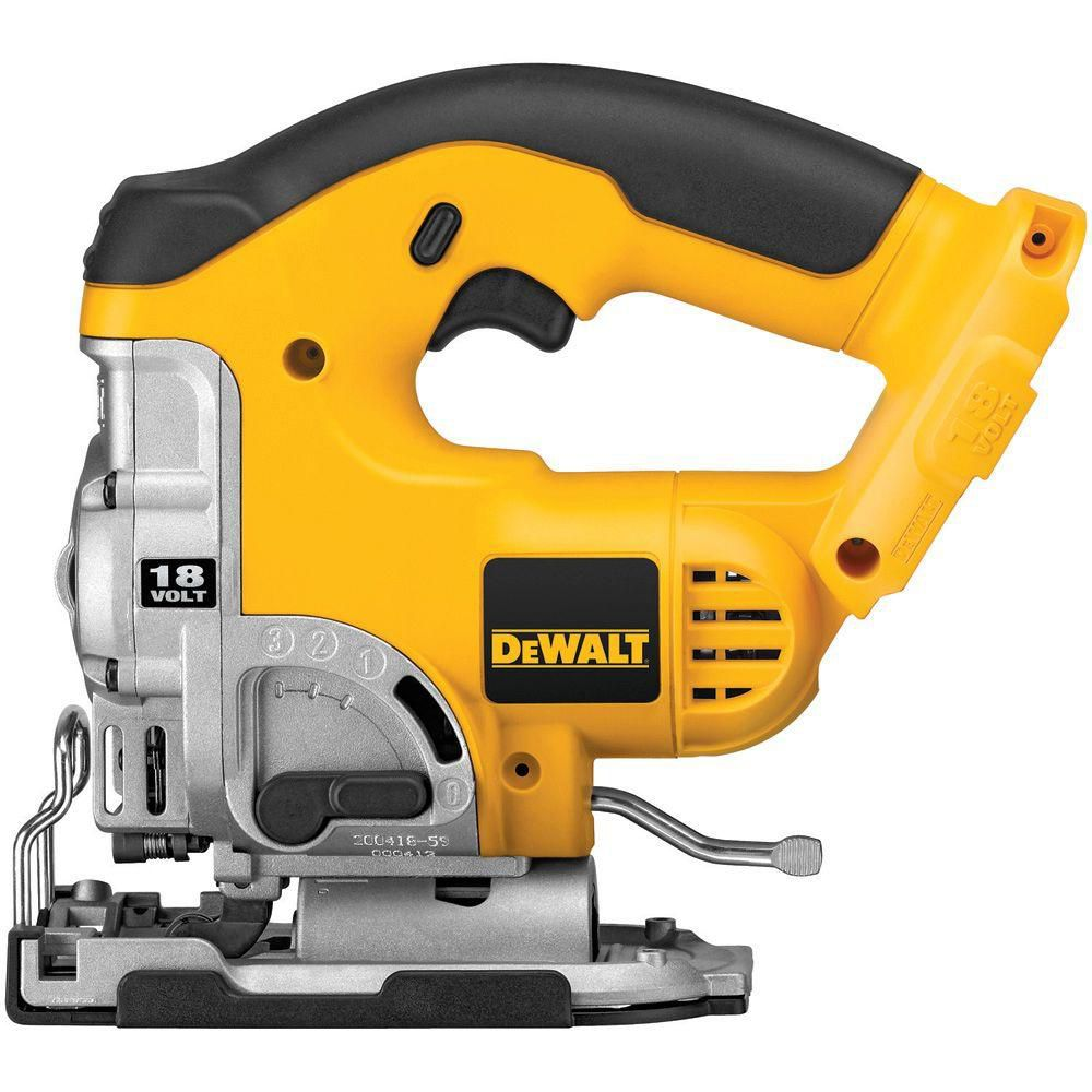 18V Cordless Jig Saw (Tool Only)