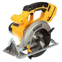 DEWALT 18V NiCd Cordless 6-1/2-inch (165 mm) Circular Saw (Tool-Only)