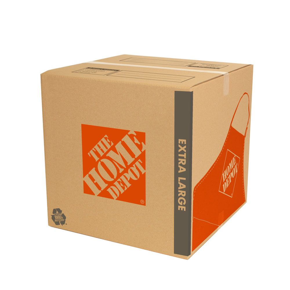 Extra Large Box 22 Inch x 22 Inch x 21.5 Inch