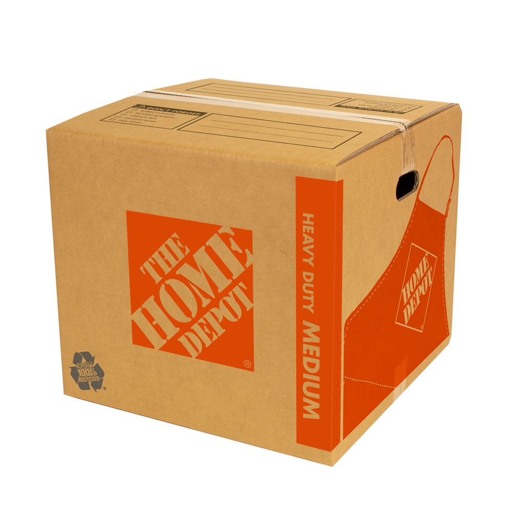 Heavy Duty Medium Box 18 Inch x 16 Inch x 16 Inch
