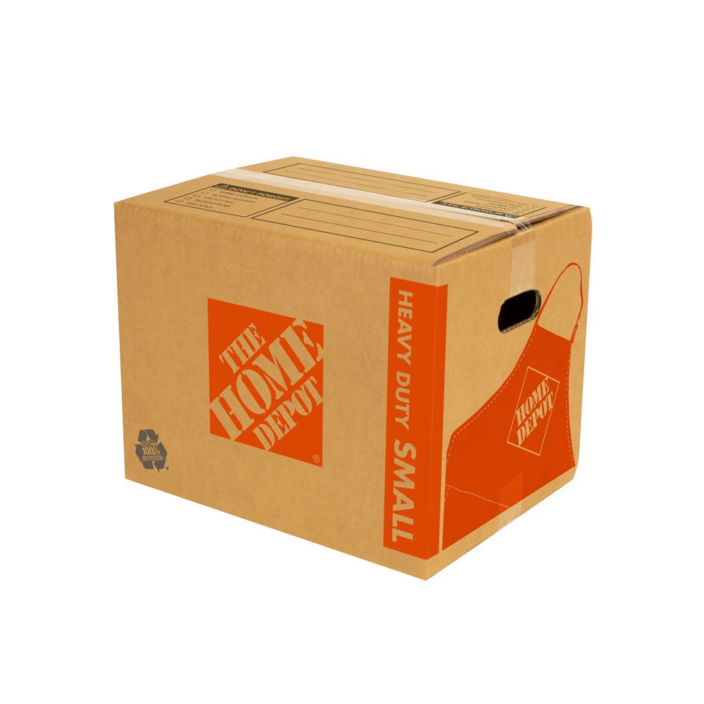 Heavy Duty Small Box 16 Inch x 12 Inch x 12 Inch