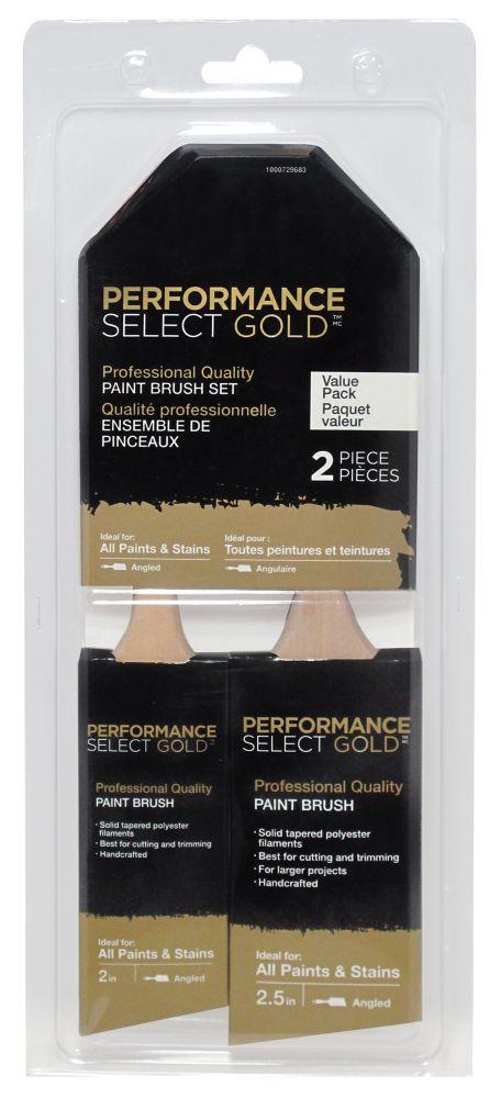 performance select pinceau qualite professionnelle pour toutes les peinture home depot canada. Black Bedroom Furniture Sets. Home Design Ideas
