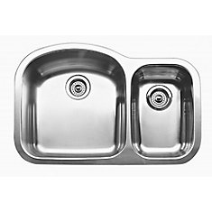 1 1/2 Bowl Kitchen Sink