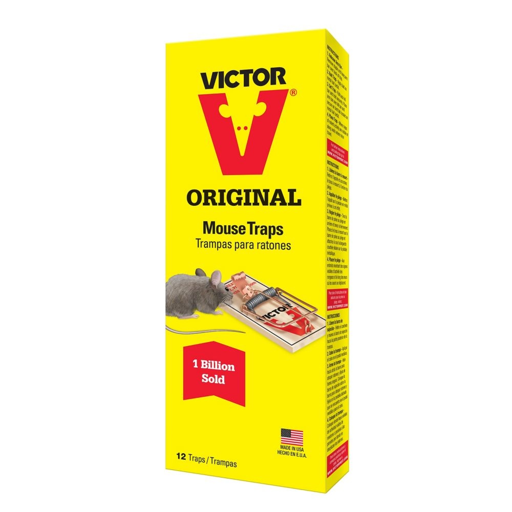 Home Depot Burnaby Henning drive. $2 Clearance Victor Mouse Snap traps. YMMV