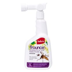 Safer'S Trounce Mosquito and Tick Insecticide 1L Concentrate
