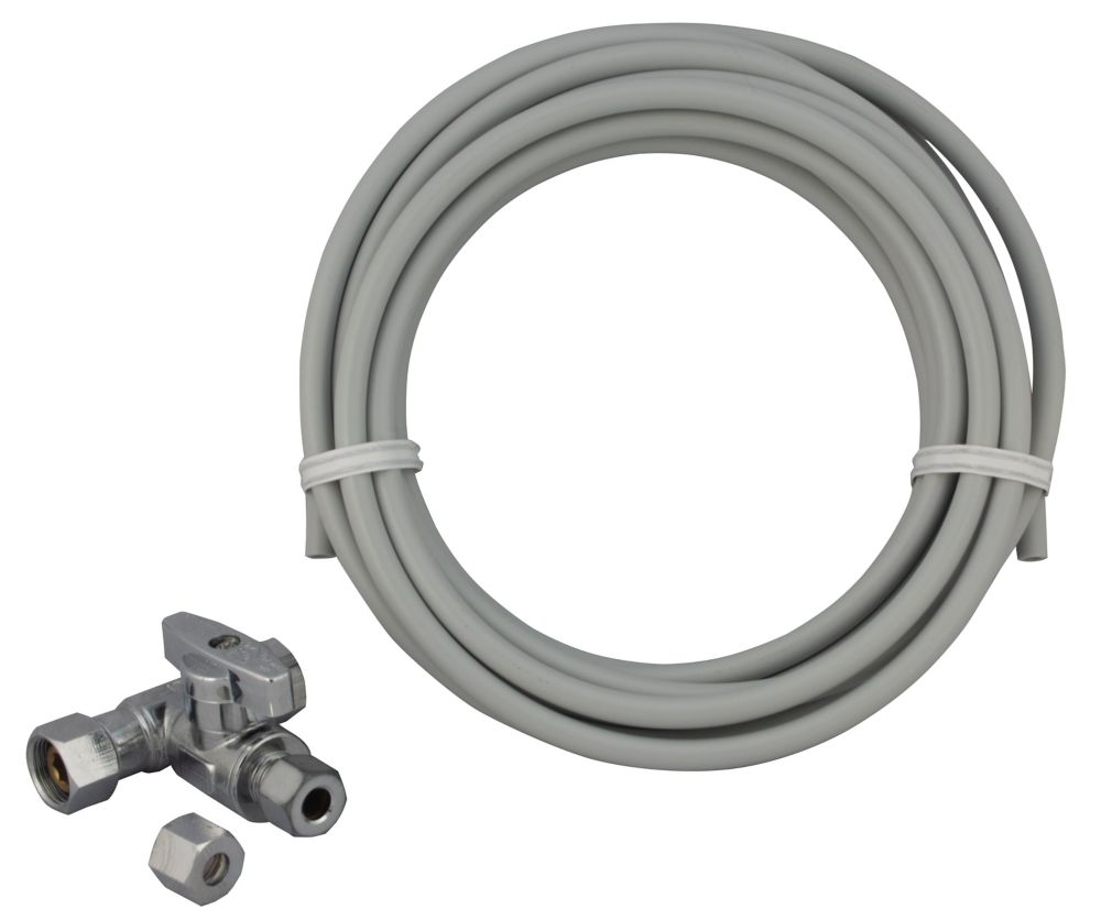 Undersink Icemaker and Instant Hot Connection Kit