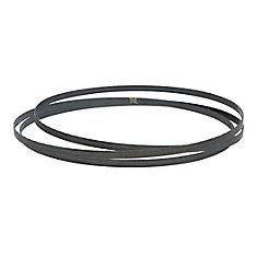 Lame de scie à ruban fixe 93 1/2 po en acier rapide/bimétallique - Sciage du métal