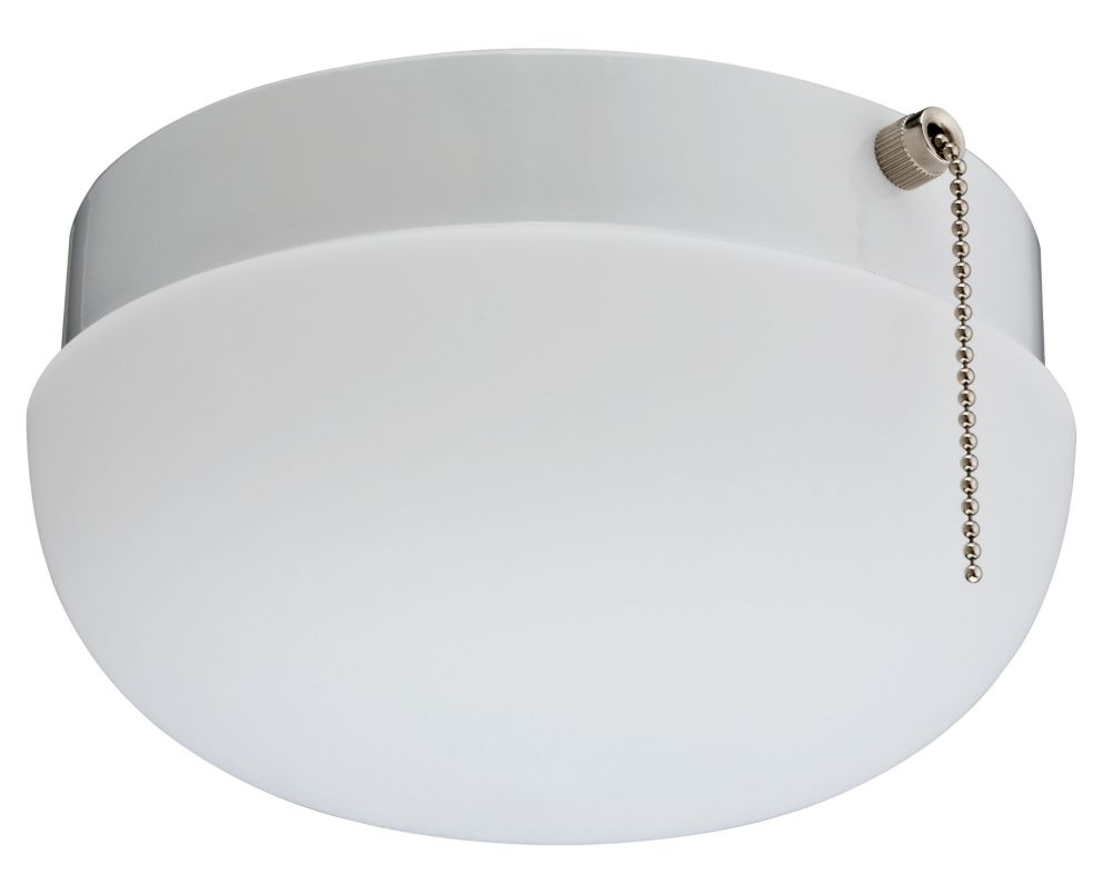 Lithonia Lighting 8 inch Closet Light with Pull Chain