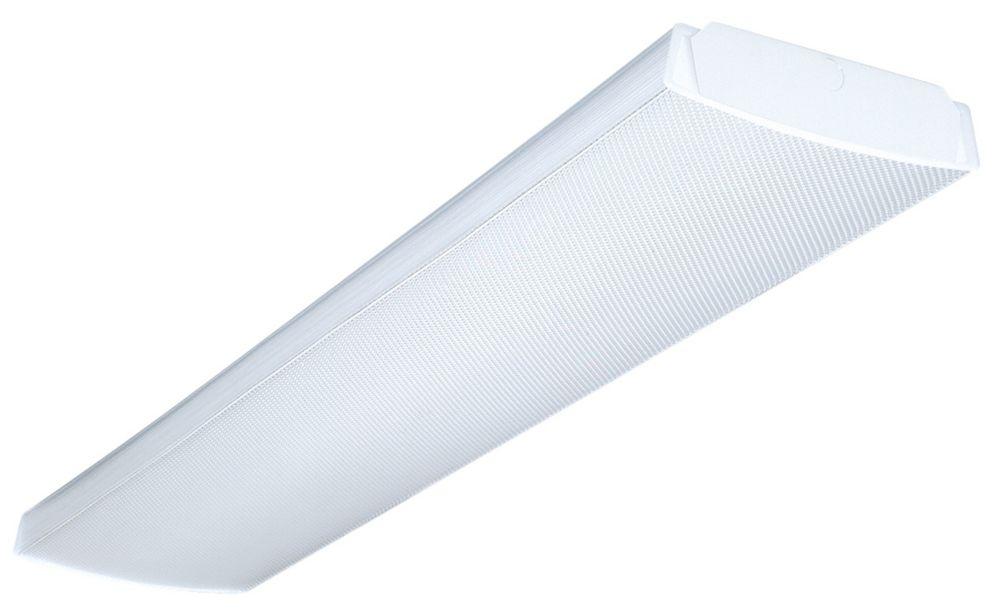 Lithonia Lighting 4 ft. 32W 2-Light T8 Premium Wrap Light