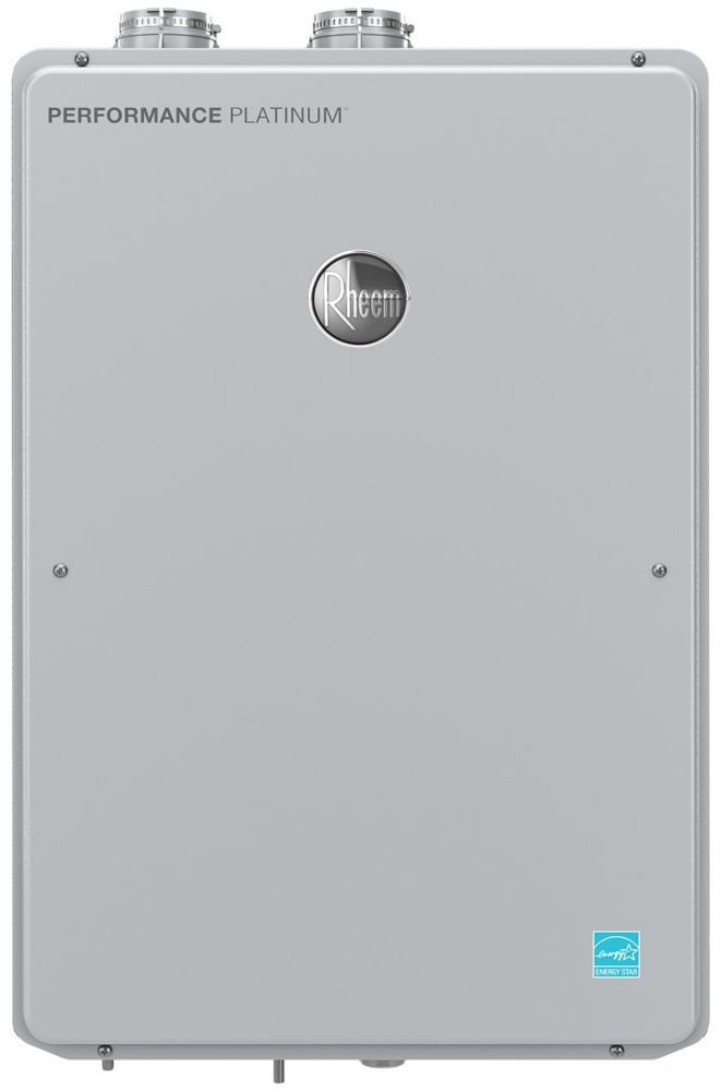 Rheem Platinum Condensing 18.5 Litres Per Minute Gas Tankless Water Heater 695464