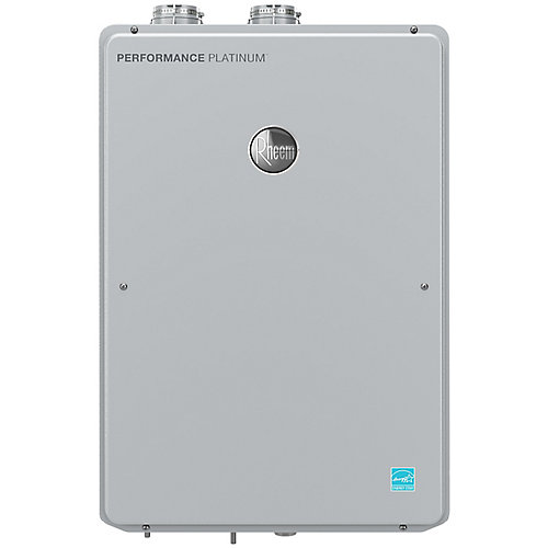 Platinum Condensing 18.5 Litres Per Minute Gas Tankless Water Heater