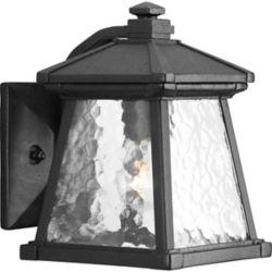 Progress Lighting Mac Collection Black 1-light Wall Lantern