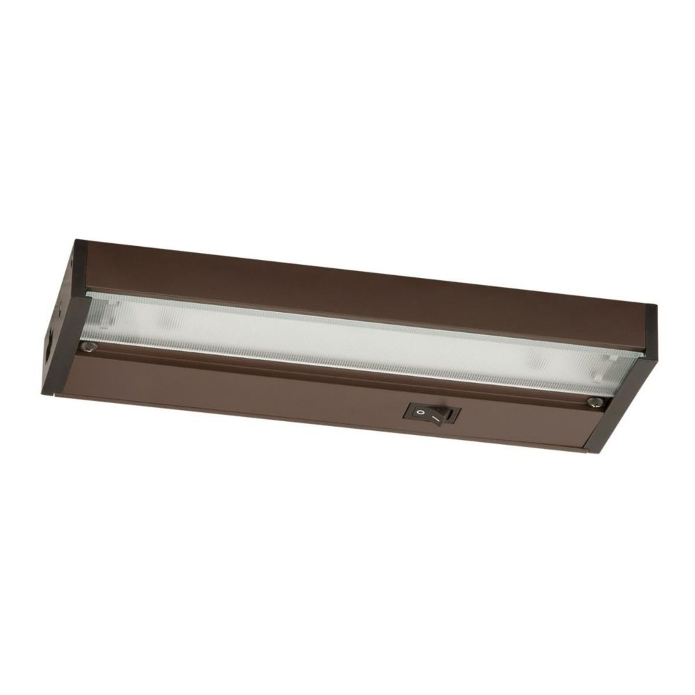 Hide-a-Lite I White 1-light Undercabinet Fixture 7.85248E