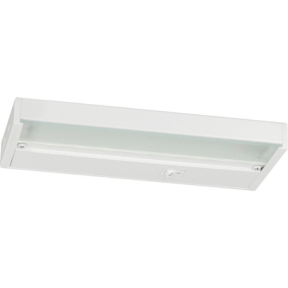 Progress LED White 9 In. Undercabinet Light