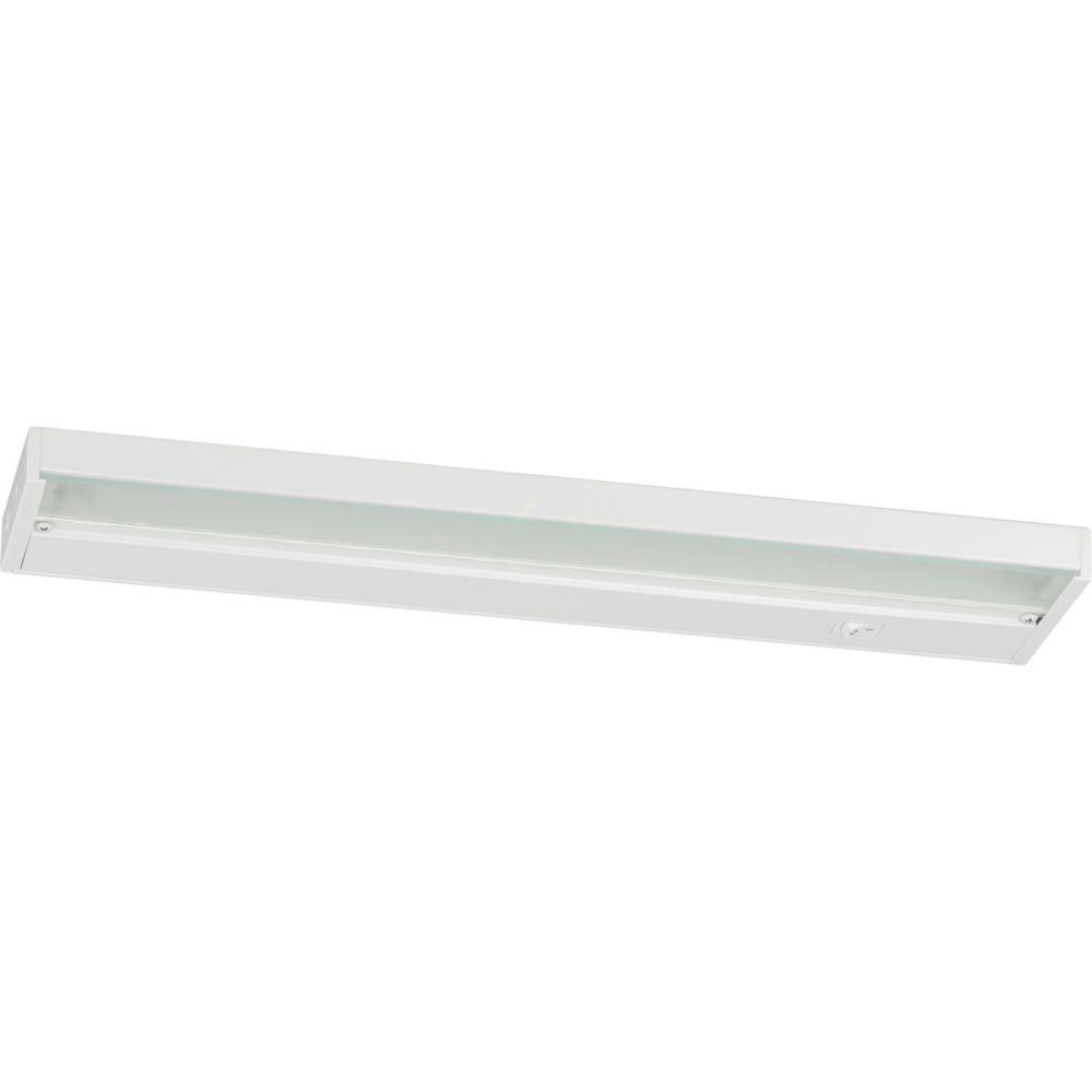 Progress LED White 18 In. Undercabinet Light
