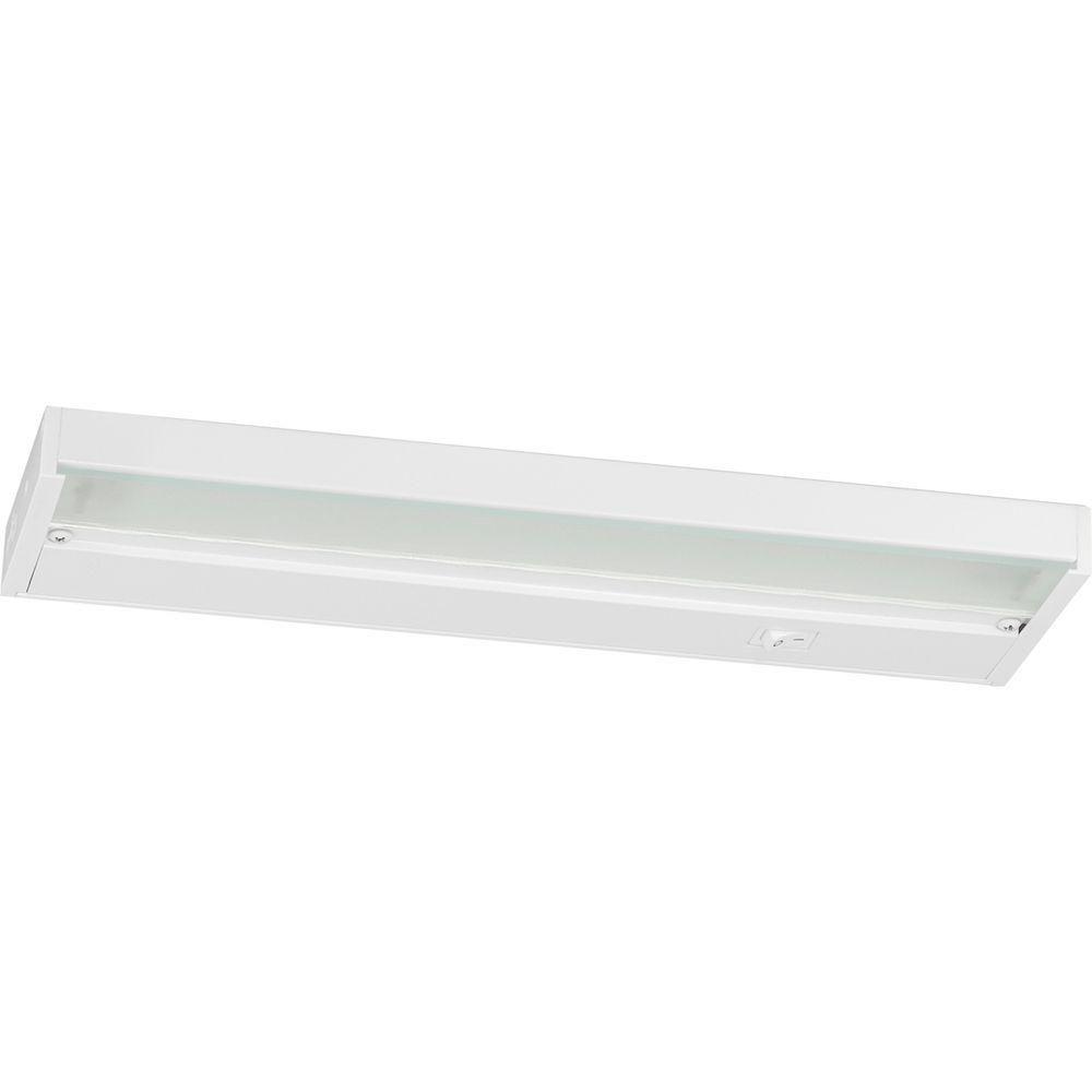 Progress LED White 12 In. Undercabinet Light