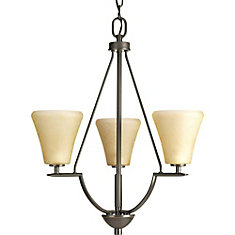 progress lighting fiorentino collection forged bronze. bravo collection antique bronze 3-light foyer pendant progress lighting fiorentino forged