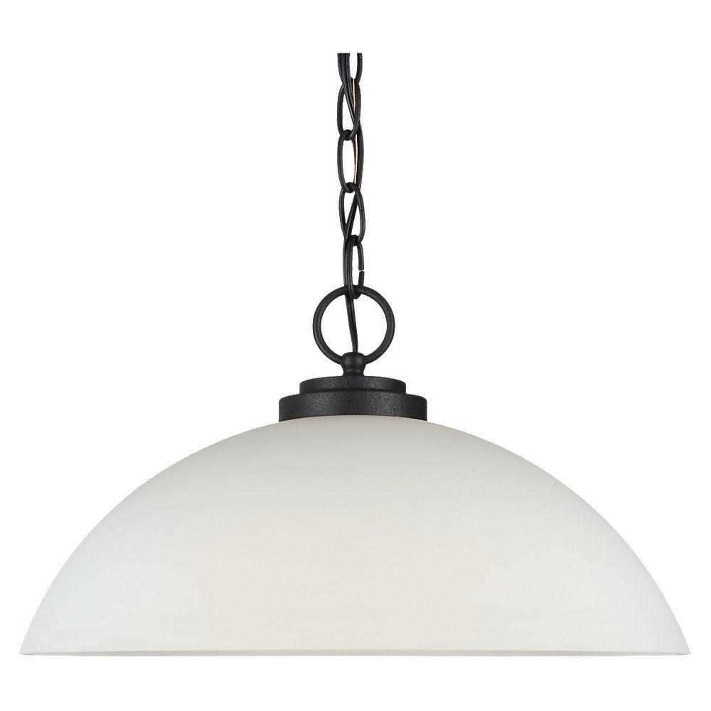1-Light Blacksmith Pendant