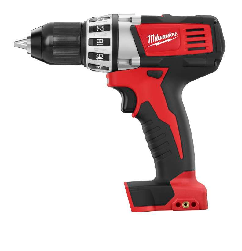 Milwaukee Tool M18 Cordless Lithium-Ion Compact Drill Driver (Bare Tool)