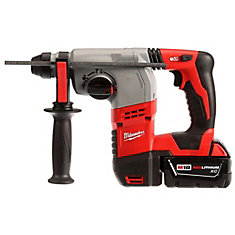 7/8-inch M18 Cordless Lithium-Ion SDS Plus Rotary Hammer Kit
