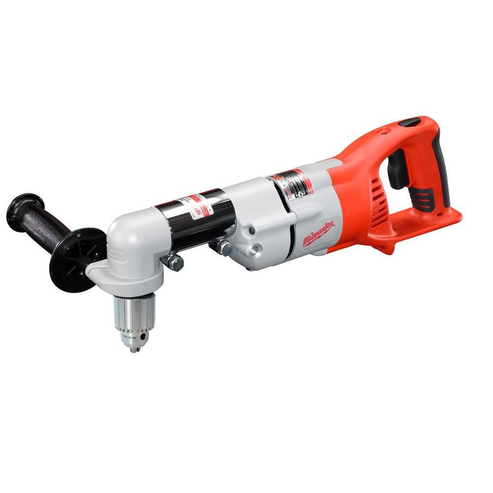 Right Angle Tool : Milwaukee tool m cordless right angle drill bare