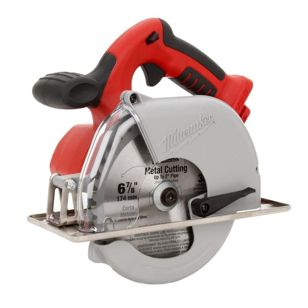 M28� Cordless 6 1/2-inch Metal Cutting Saw (Bare Tool)