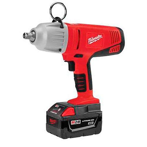 Milwaukee Tool 1/2- Inch  M28 Cordless Impact Wrench