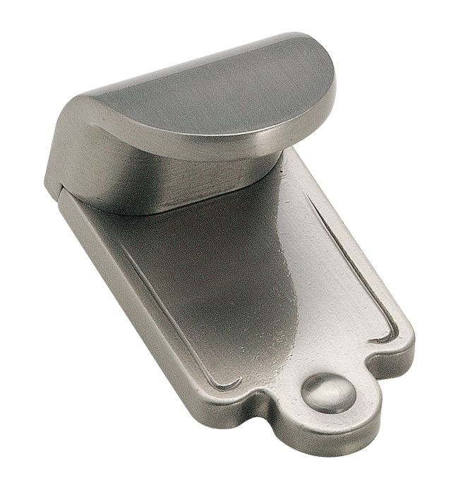 """Amerock 1 7/8"""" Height INSPIRATIONS Collection SATIN NICKEL FINISH Finger Pull"""