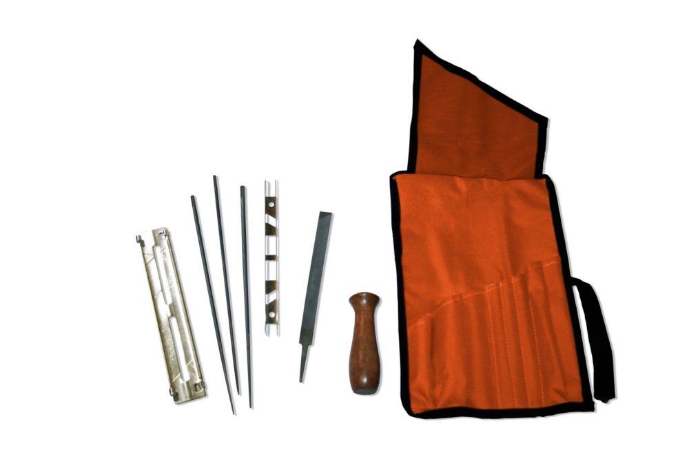 Saw Sharpening Field Kit